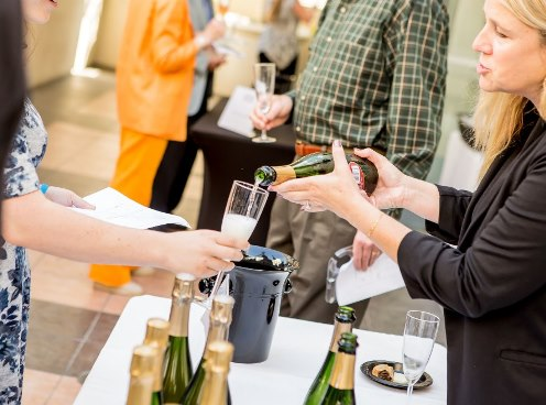 Wally's 23rd Annual Grand Marque Champagne Tasting