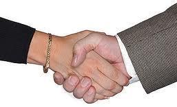hand shake mf